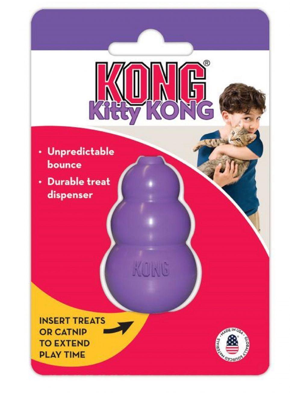 Kong gato kitty kong - Ciudaddemascotas.com