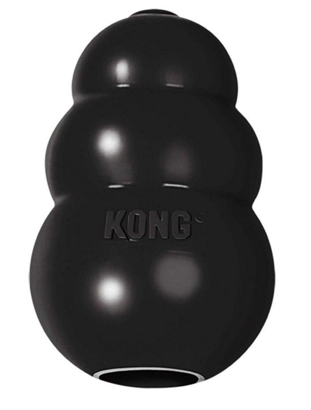 Kong perro caucho extreme portapasabocas