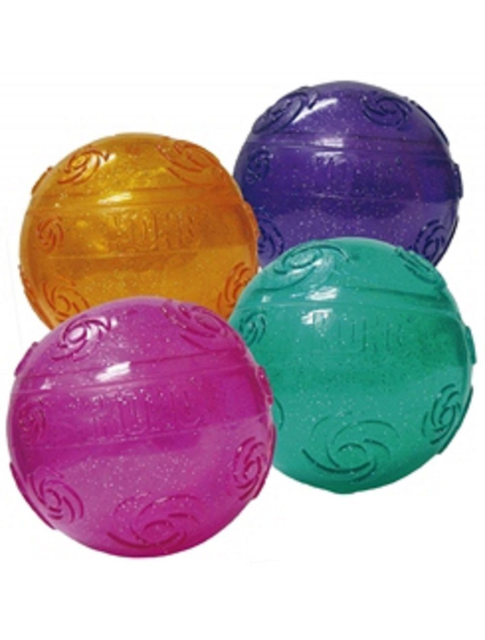 Kong perro crackle pelota