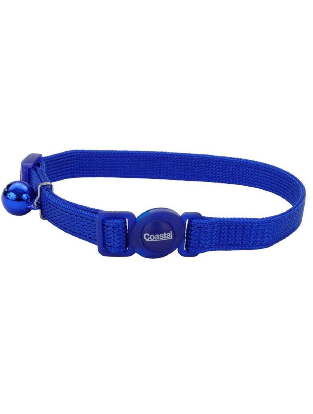 Coastal collar gato safe azul - Ciudaddemascotas.com