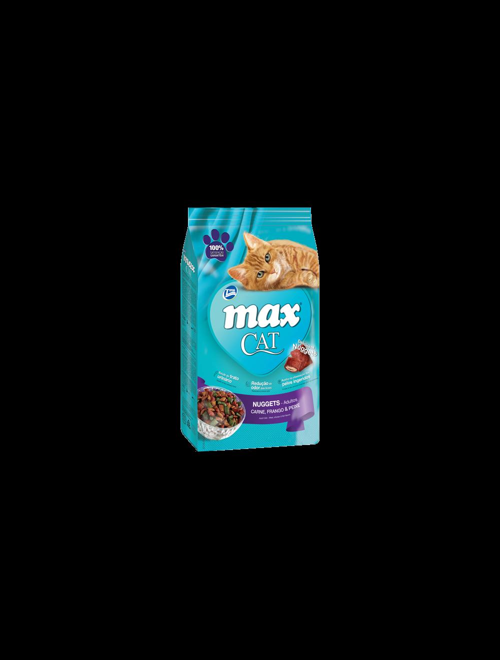 Total Max Cat Nuggets 1 Kg
