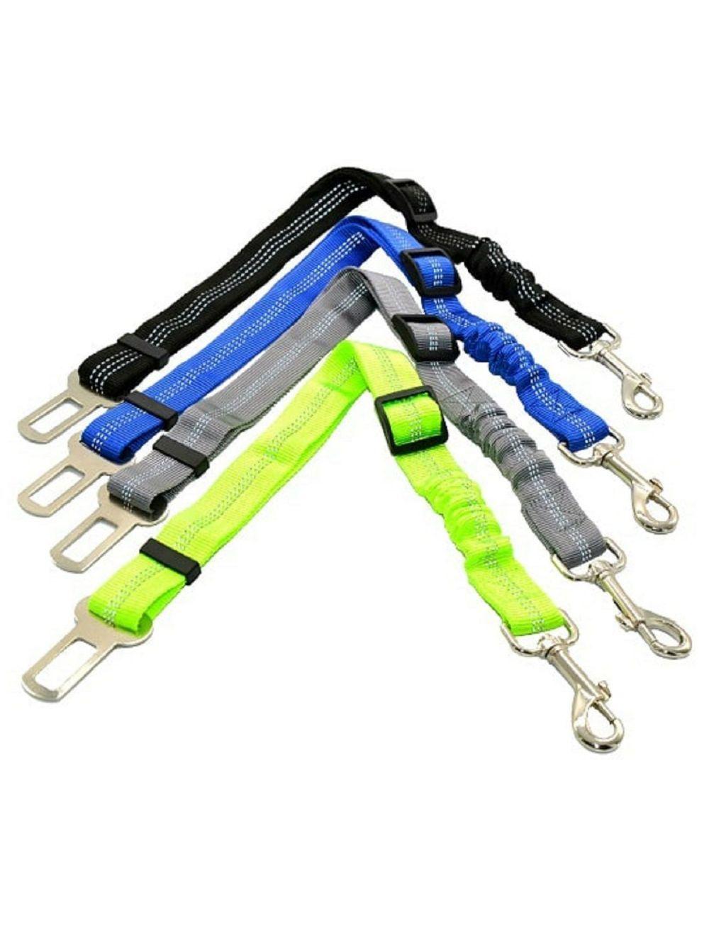 Cinturón de seguridad elástico para Perros - ciudaddemascotas.com