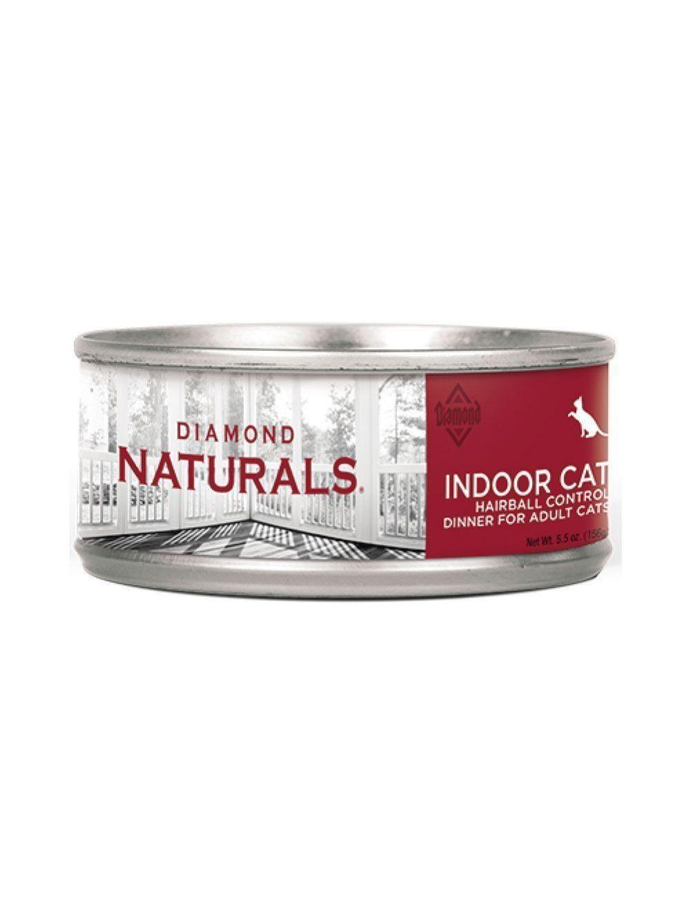 Comida Diamond Naturals Indoor Cat Lata - Ciudaddemascotas.com