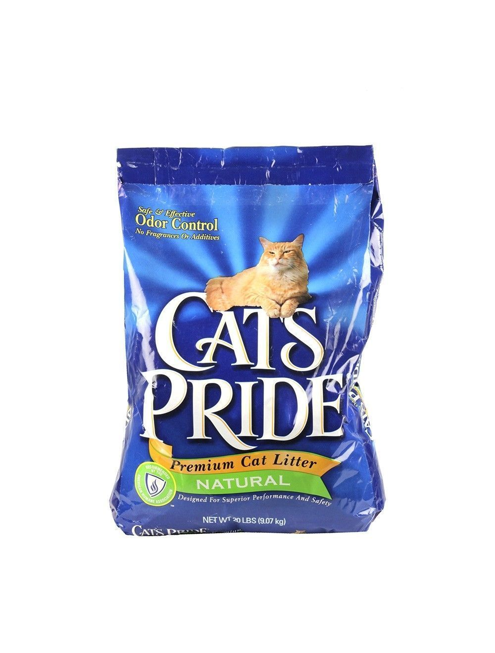 Cats Pride Premium Cat Litter Natural 9.1 Kg