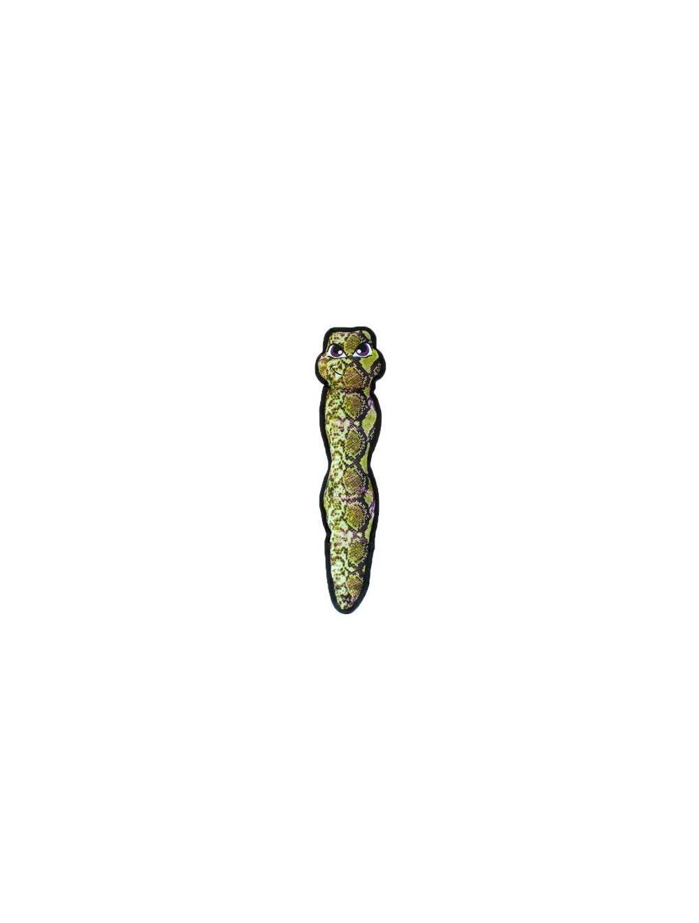 Outward hound peluche invincible serpiente camuflada - Ciudaddemascotas.com