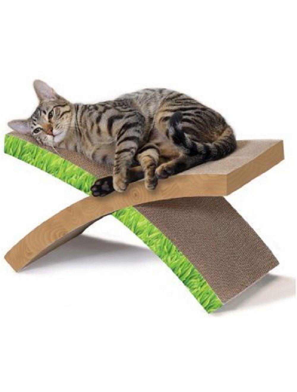 Petstages gato rascador easy life hammock-Ciudaddemascotas.com