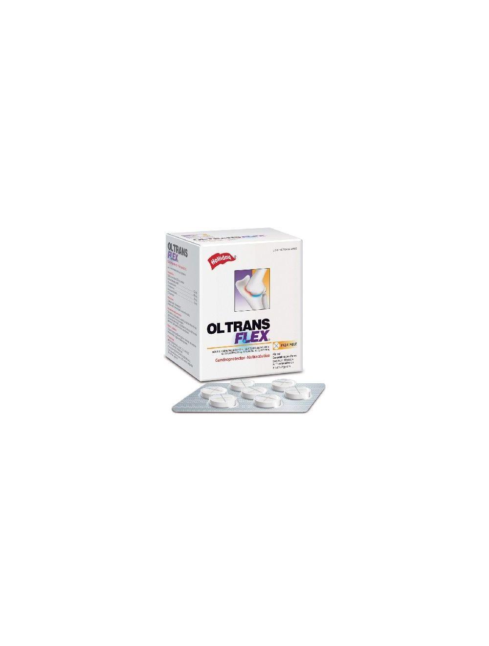 OL-trans flex suplemento vitamínico 7 tab - Ciudaddemascotas.com