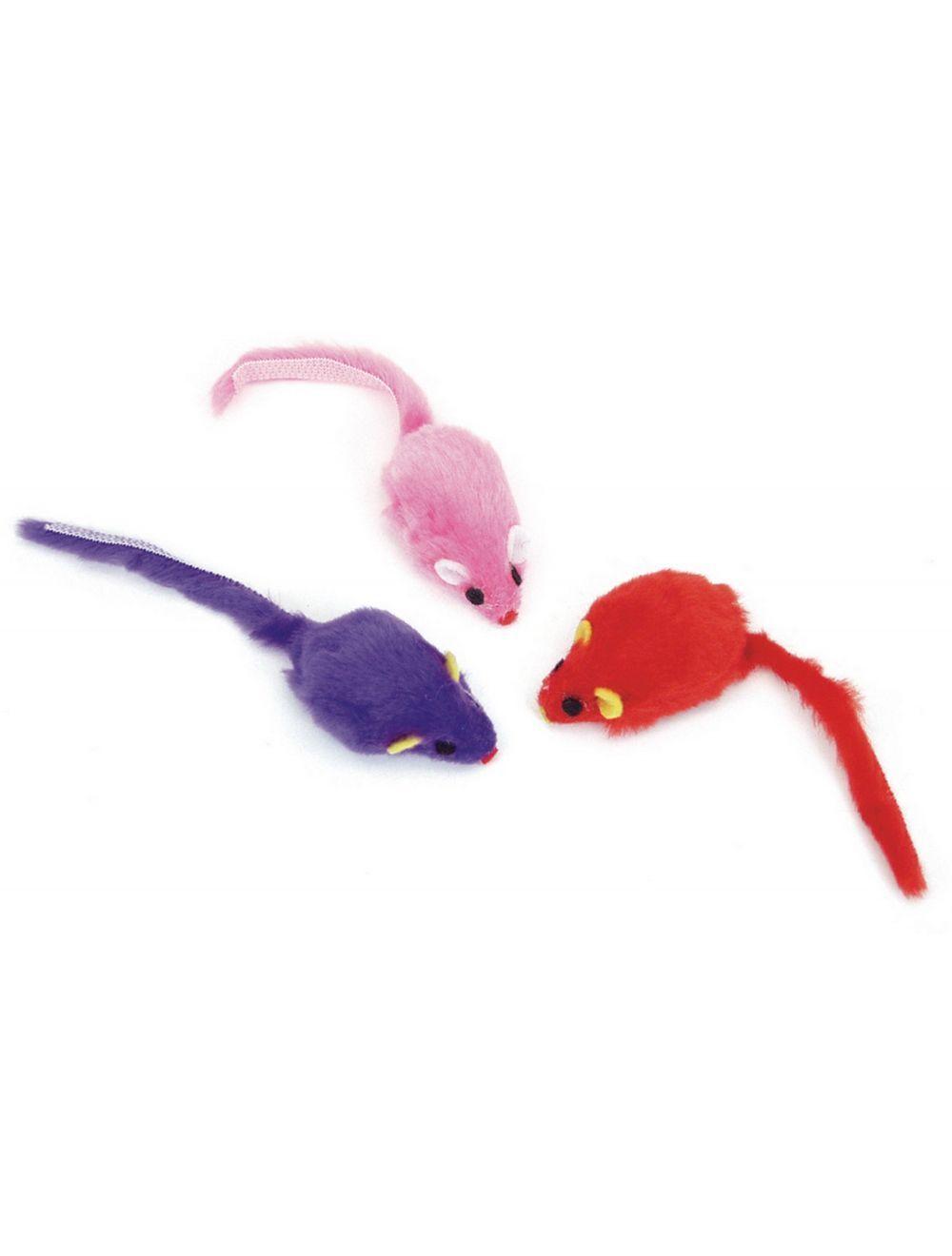 Juguetes para gatos Turbo gato ratones  - Ciudaddemascotas.com