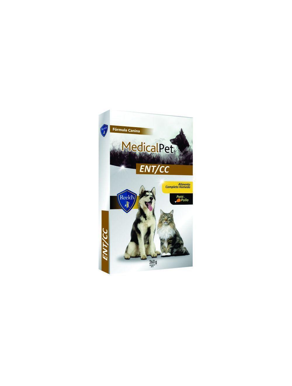 Medical Pet ENT/CC Sobre x 1 und 260g