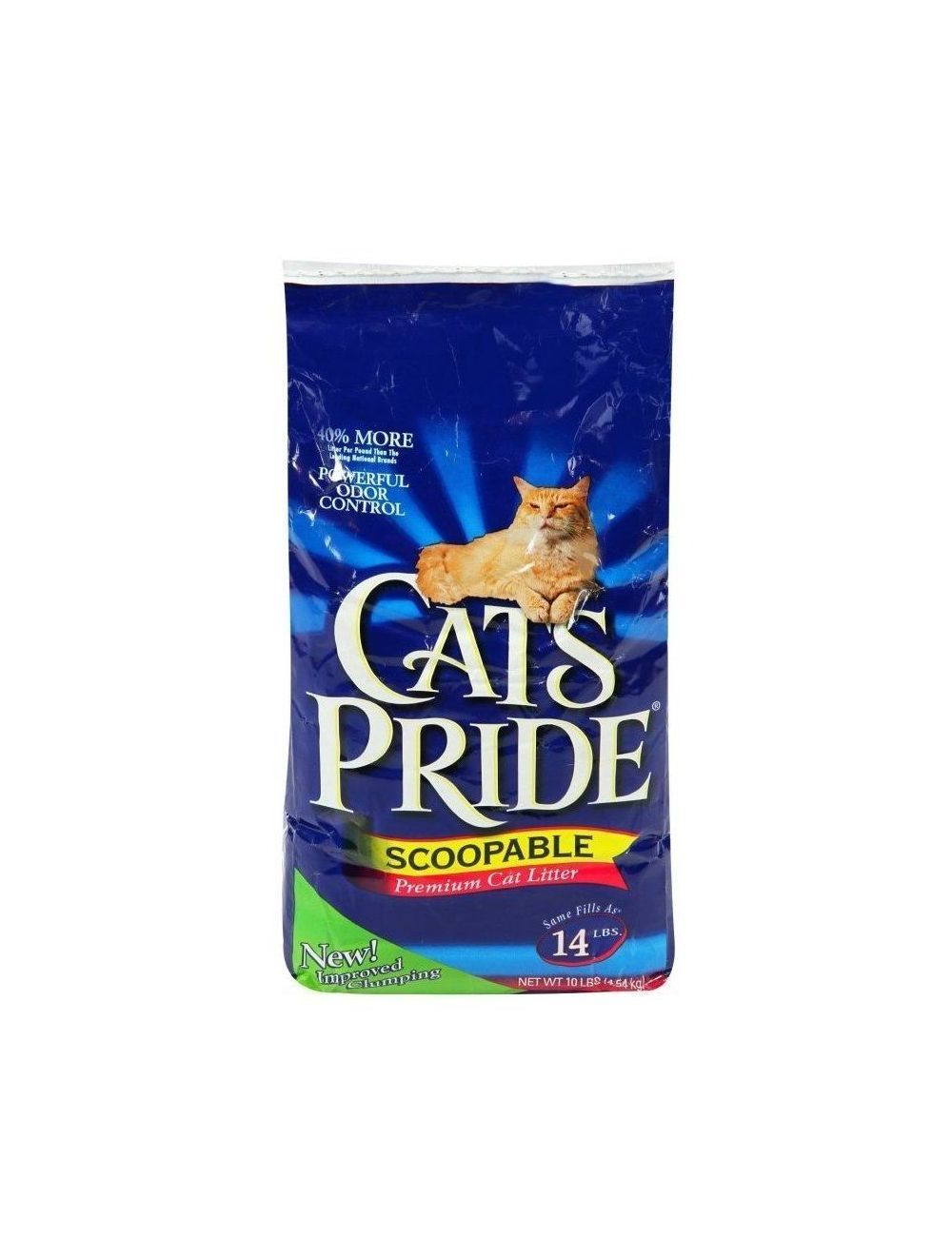 Cats Pride Scoopable 4 5 Kg
