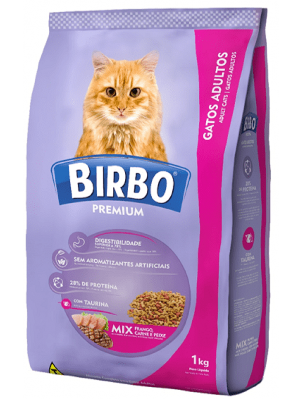 Birbo Cat Adulto Mix