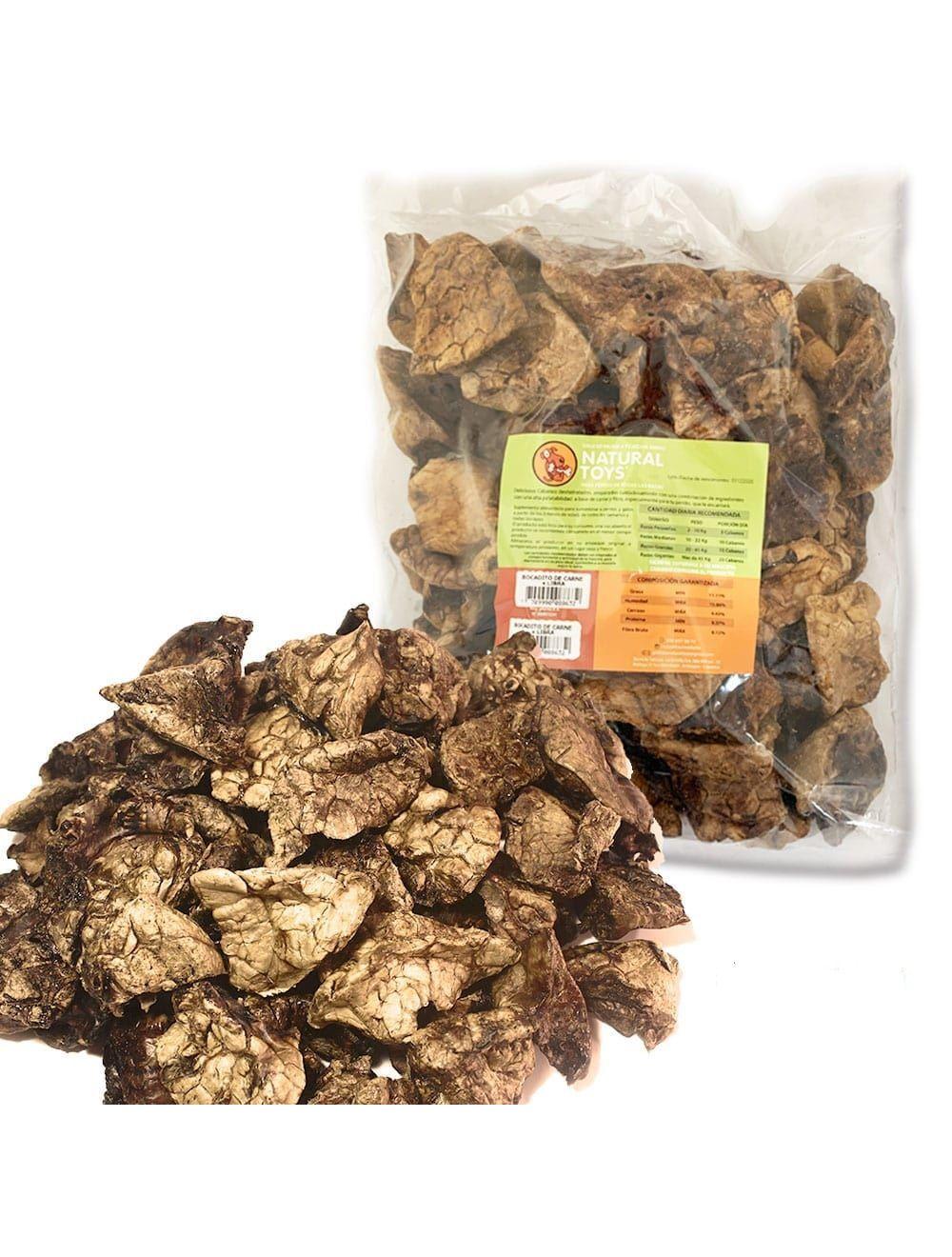 BOFE (Pulmón) NATURAL DESHIDRATADO 1 LB