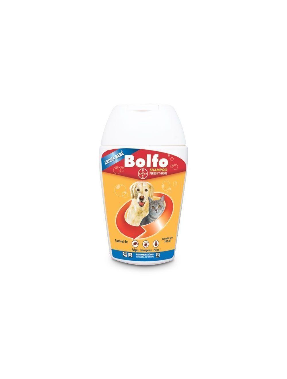 Bolfo Shampoo Perros y Gatos 100ml