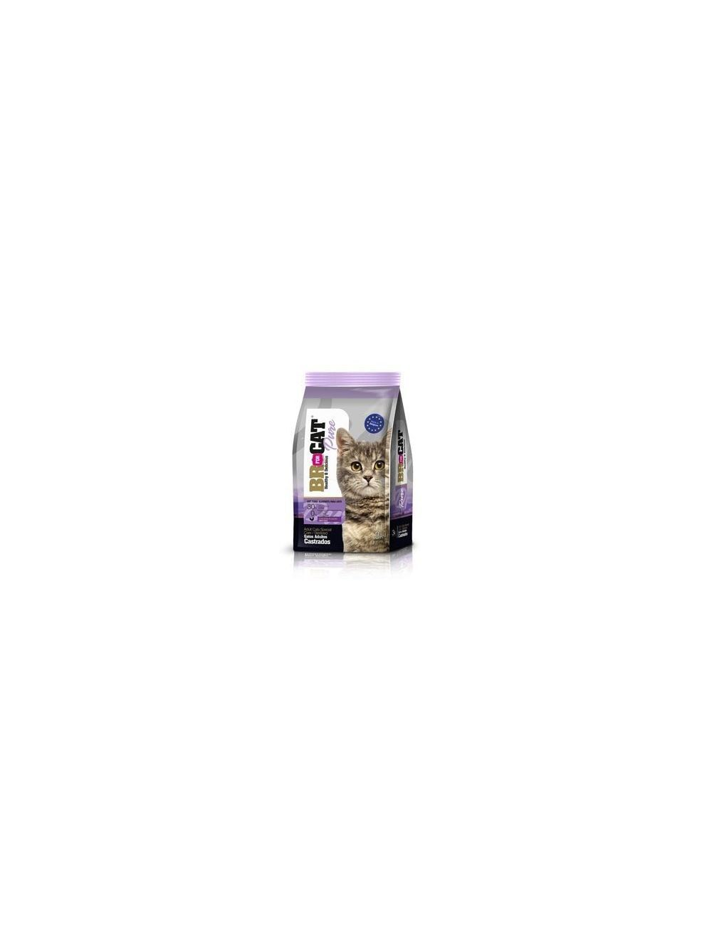 Br For Cat Gato Castrado 1 Kg - Ciudaddemascotas.com