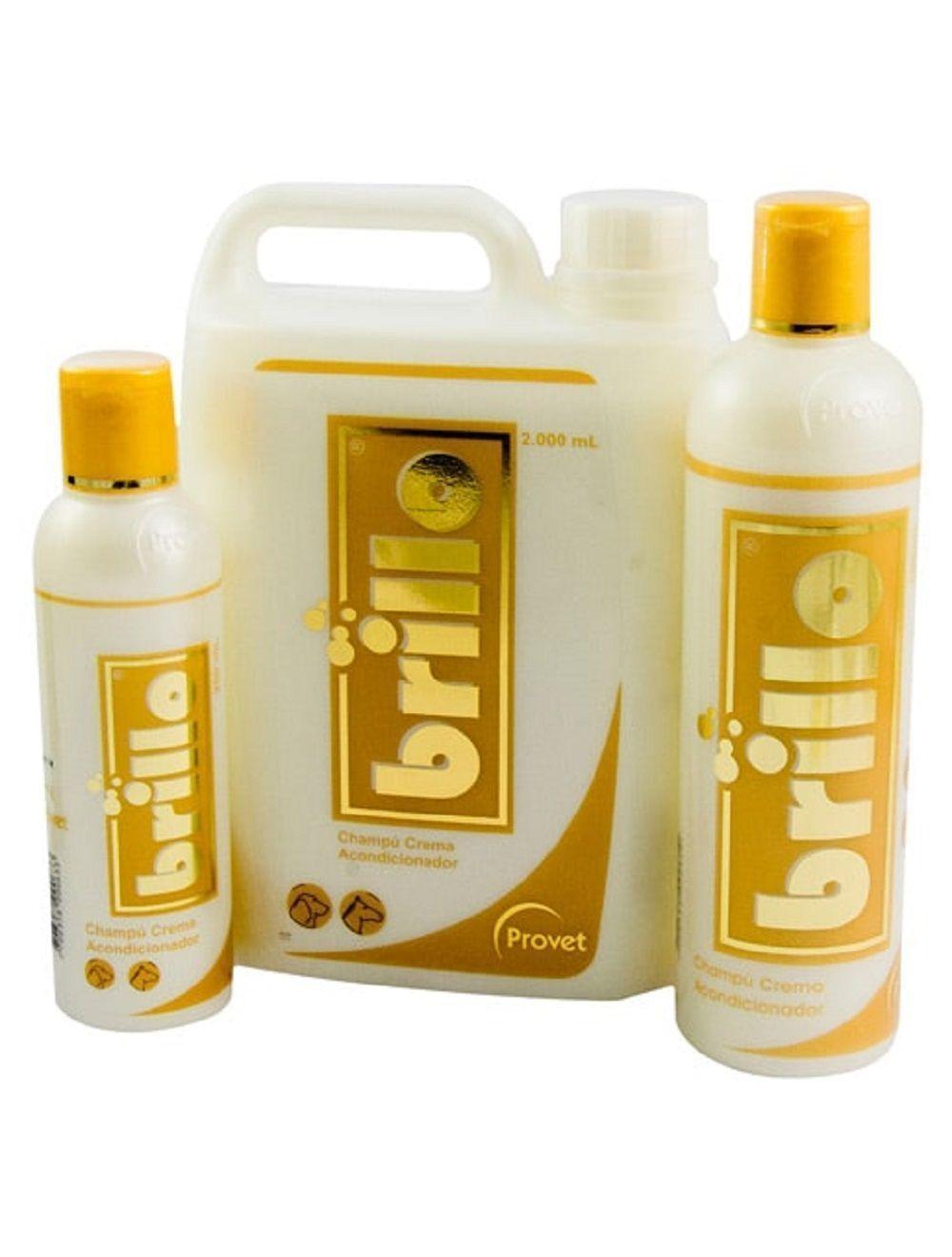 Brillo Shampoo para Mascotas x 2 litros