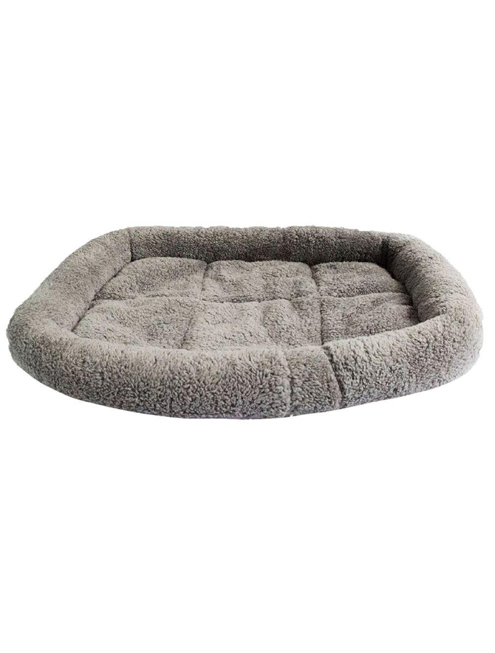 Cama 4dogs para perro soft talla L - Ciudaddemascotas.com