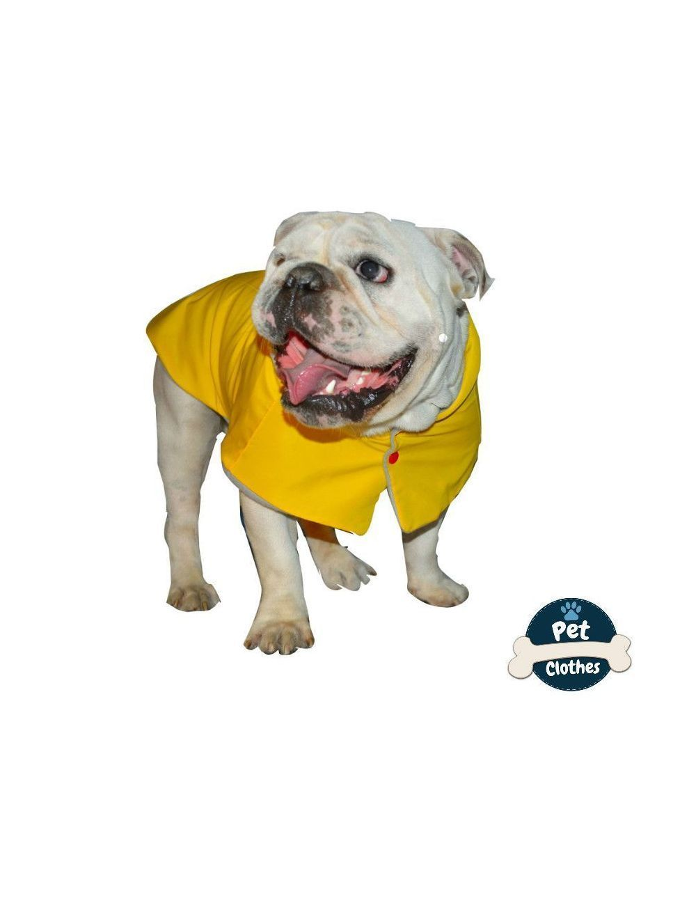 Capa impermeable Amarilla Talla XL