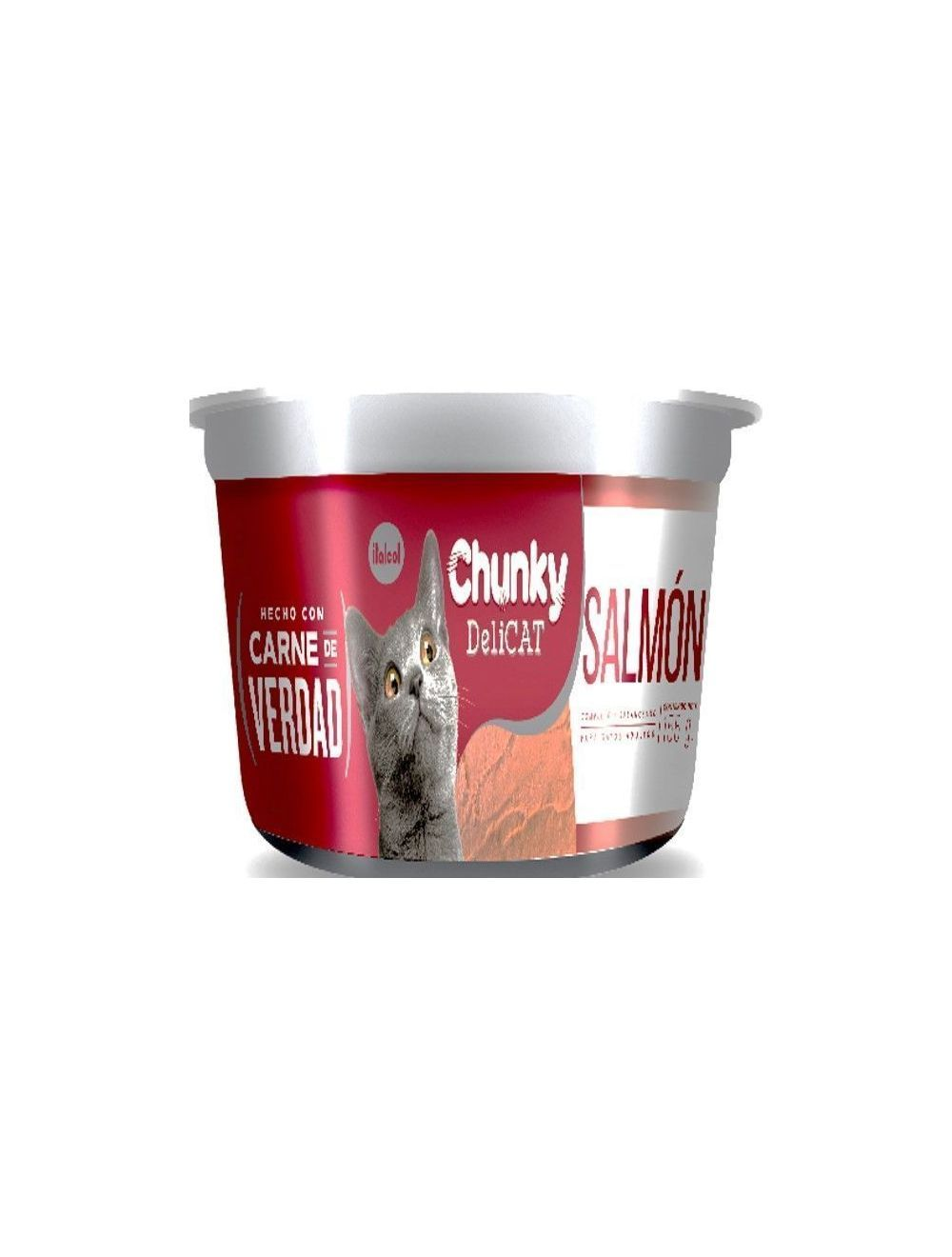 Chunky Delicat Salmón 165 g