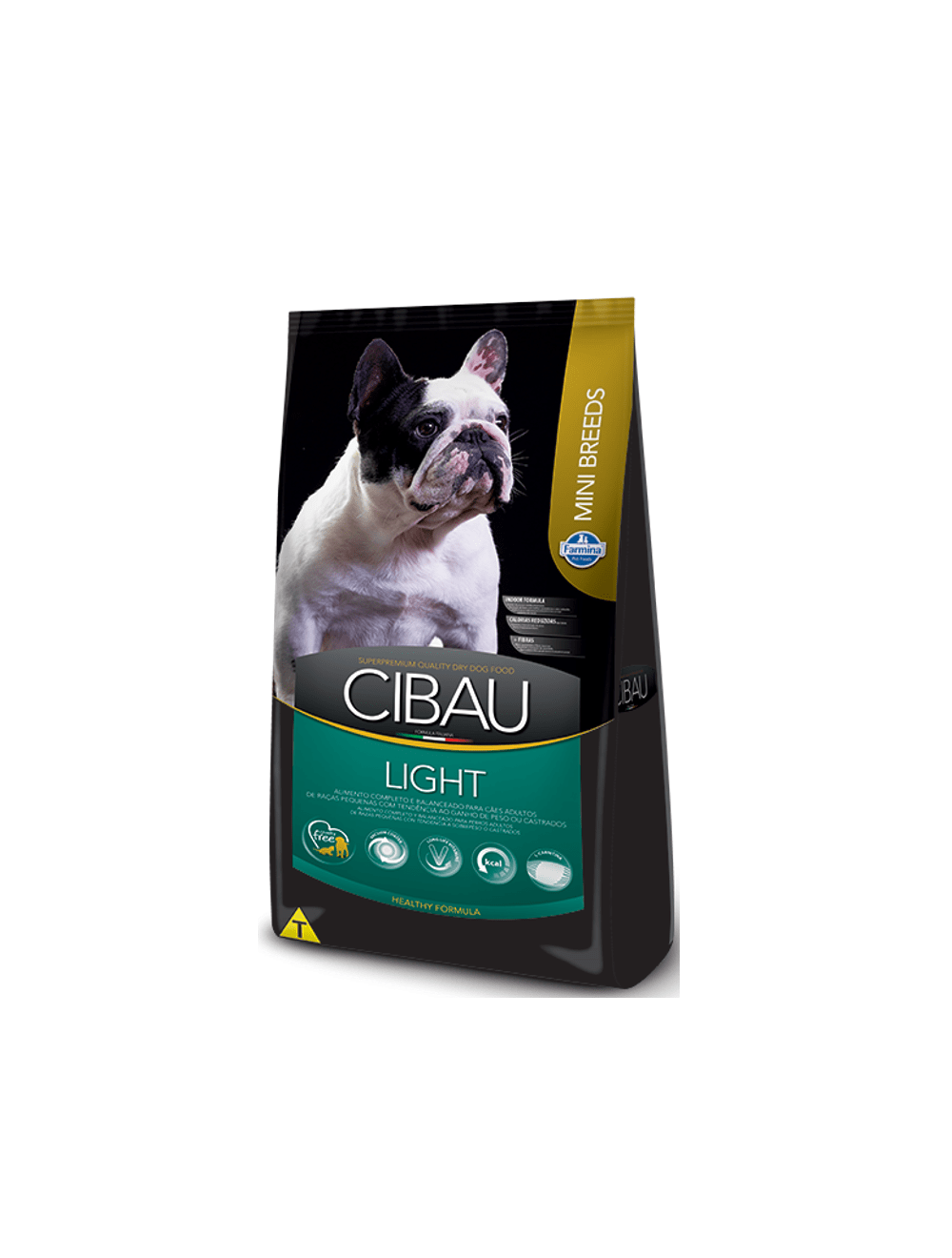 Comida Cibau Light Mini Breed 3 kg - Ciudaddemascotas.com