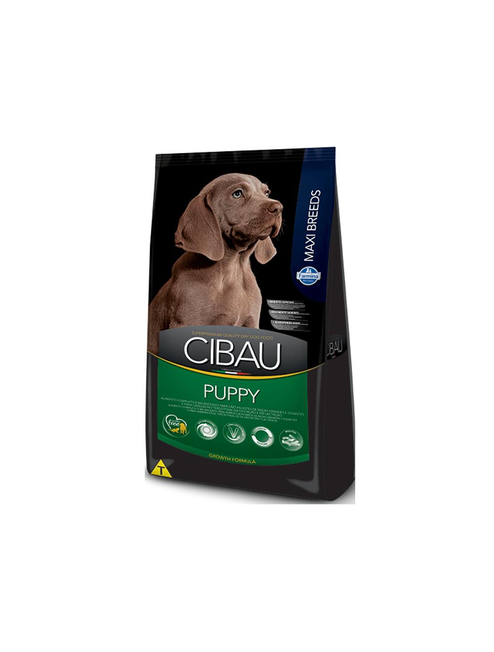 Comida Cibau Puppy Maxi Breed 25 kg - Ciudaddemascotas.com