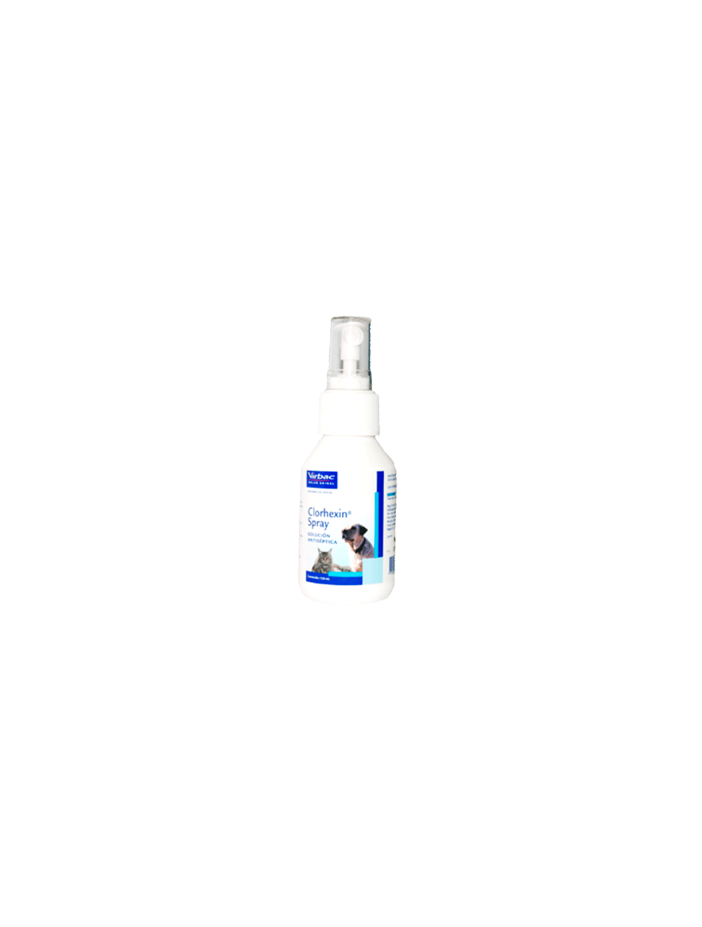 Clorhexin spray x 120 ml