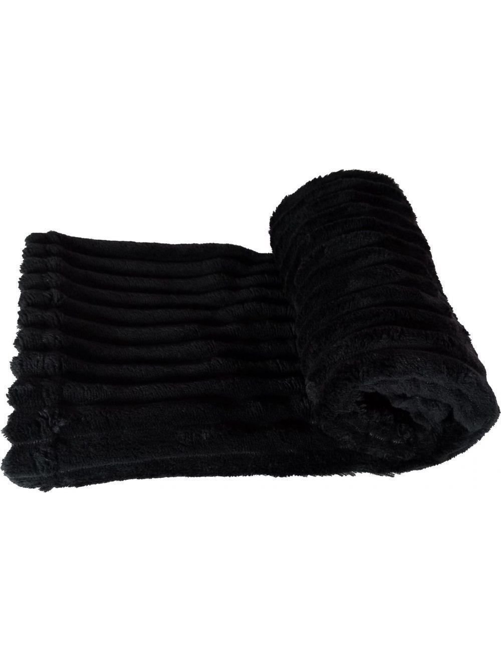 Cobija Relief para Mascotas Negro S