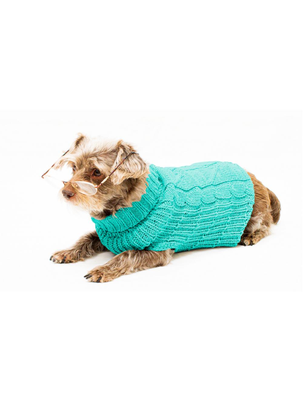 Saco Cody para Perros Aguamarina XS - Ciudaddemascotas.com