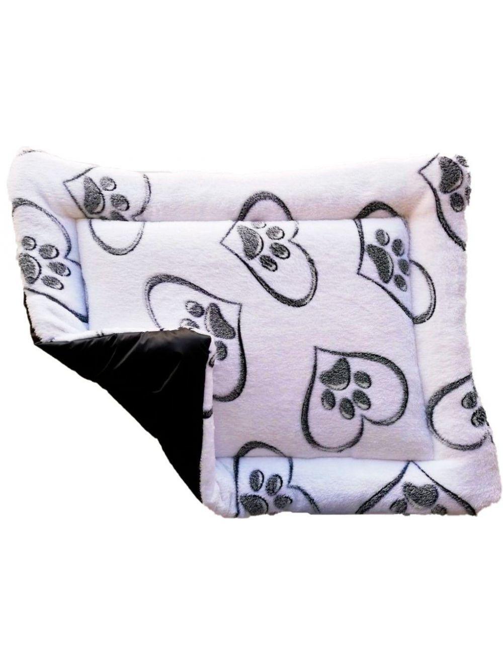 Cojín Impermeable para Mascotas Huellitas M