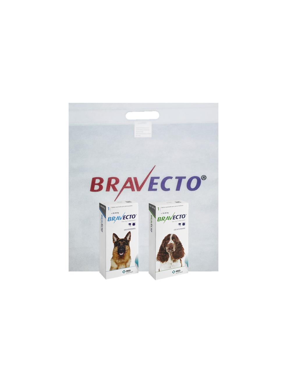 Bravecto City Combo Bitamaño
