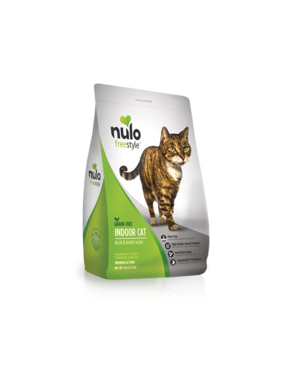 Alimento Nulo Pato y Lentejas Para Gatos - Ciudaddemascotas.com
