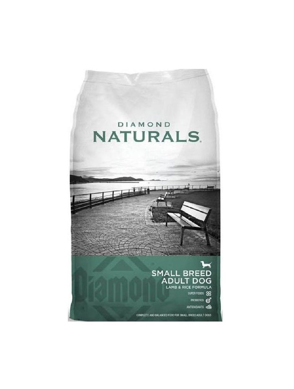 Comida Diamond Naturals Raza Pequeña Adulto-Ciudaddemascotas.com