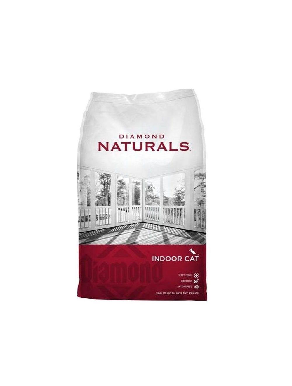 Diamond Naturals Indoor Cat Formula (2,72 Kilos)