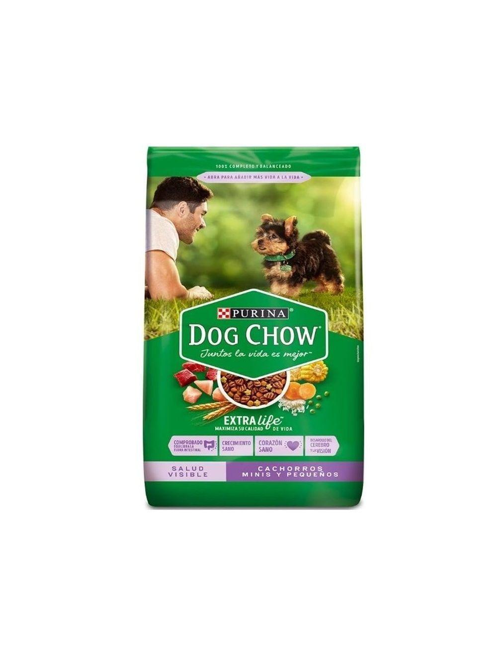 Comida para Perro Dog Chow Cachorro-Ciudaddemascotas.com