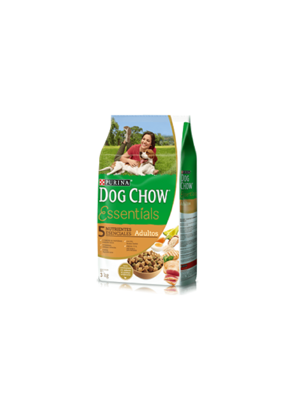 Dog Chow Adultos Essentials 7.8 Kg