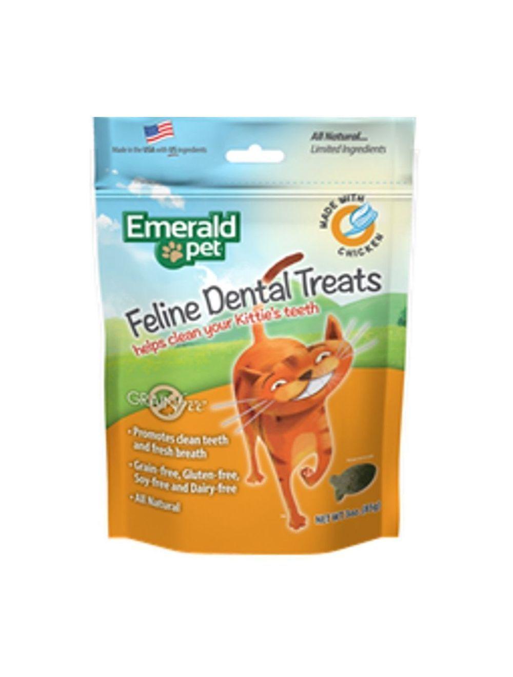 Emerald Pet Snack Para Gatos Dental Pollo