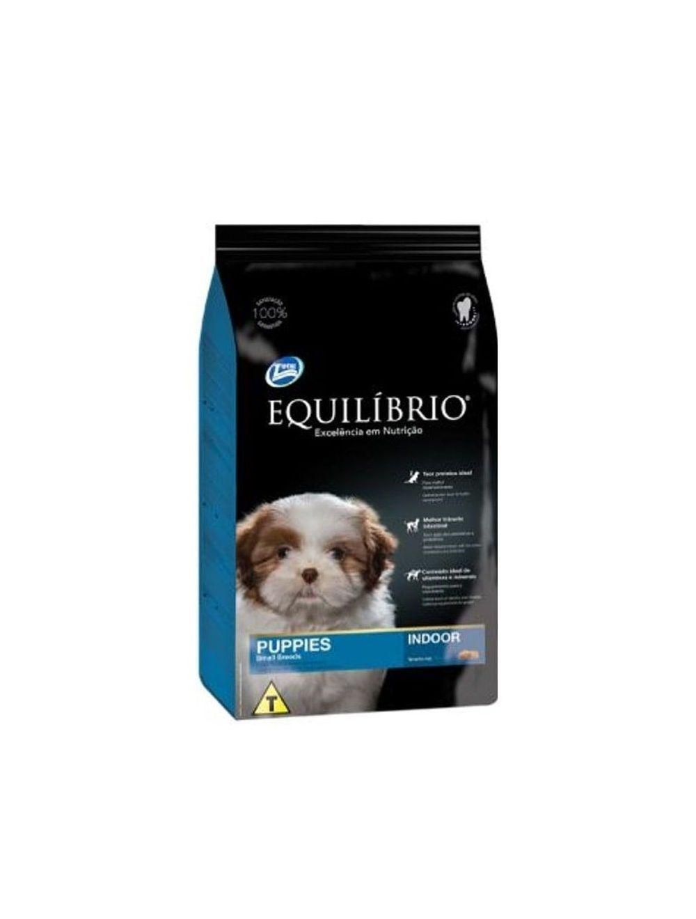 Comida para perro  Equilibrio Cachorros-Ciudaddemascotas.com