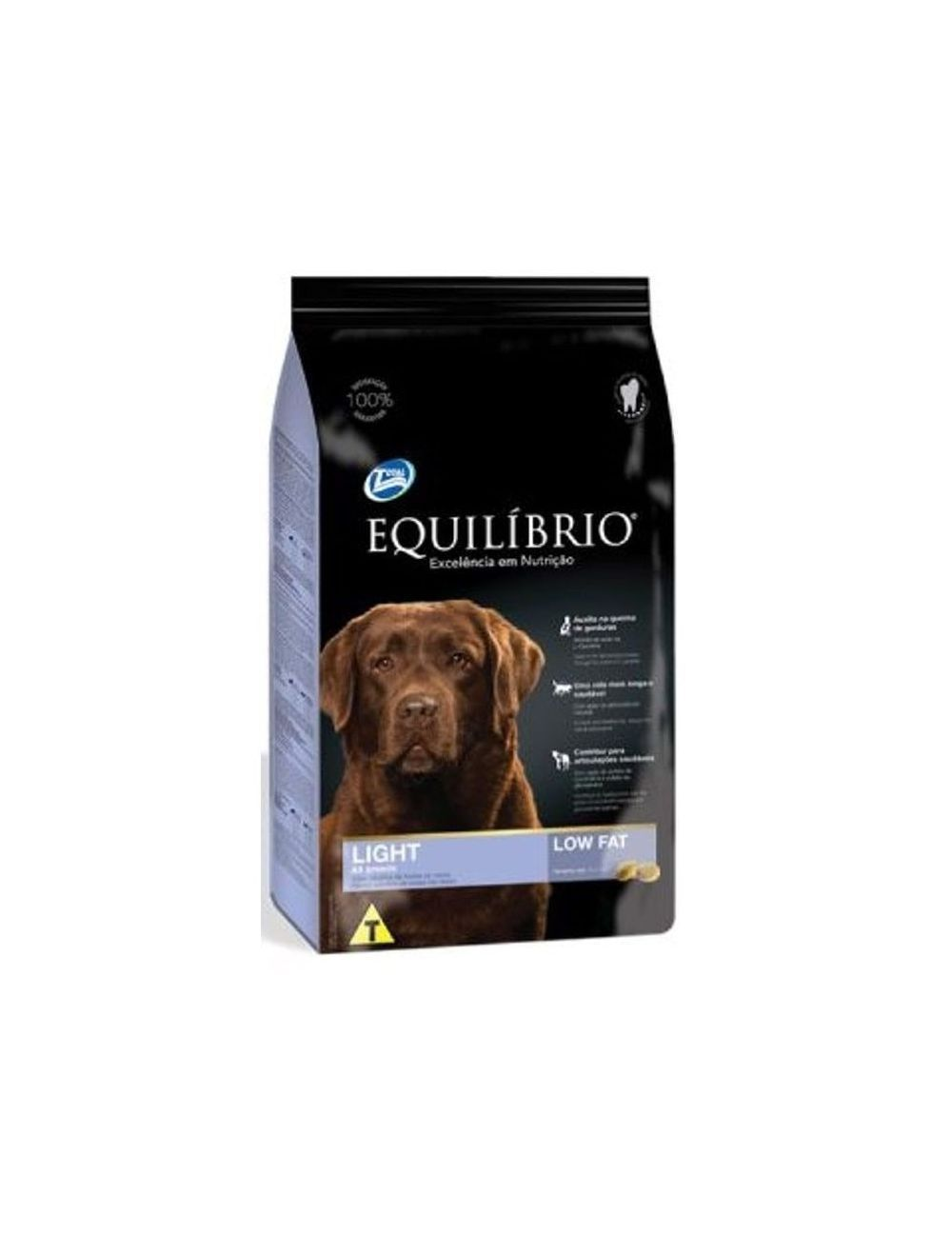 Comida para Perro Equilibrio Adulto Light -Ciudaddemascotas.com