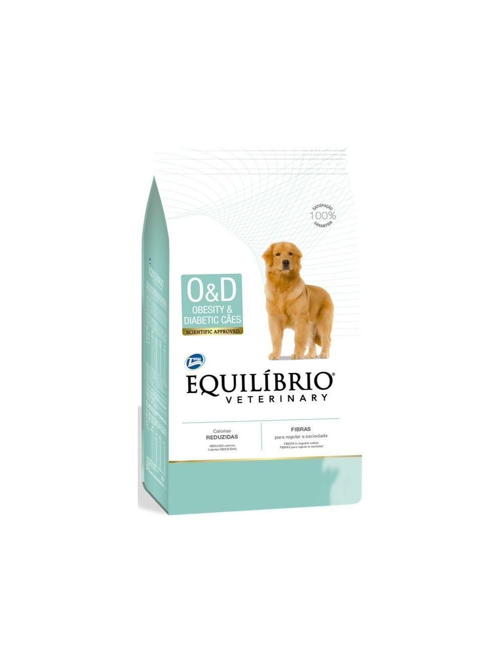 Comida Equilibrio Perro Veterinary Obesity - ciudaddemascotas.com