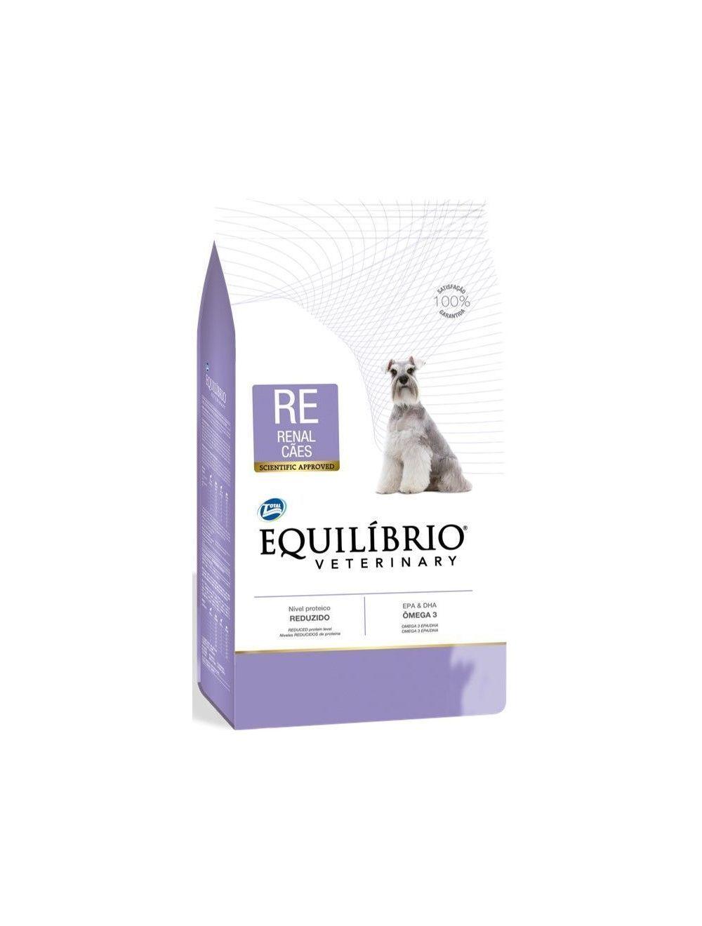 Equilibrio Perro Veterinary Renal x 7.5Kg