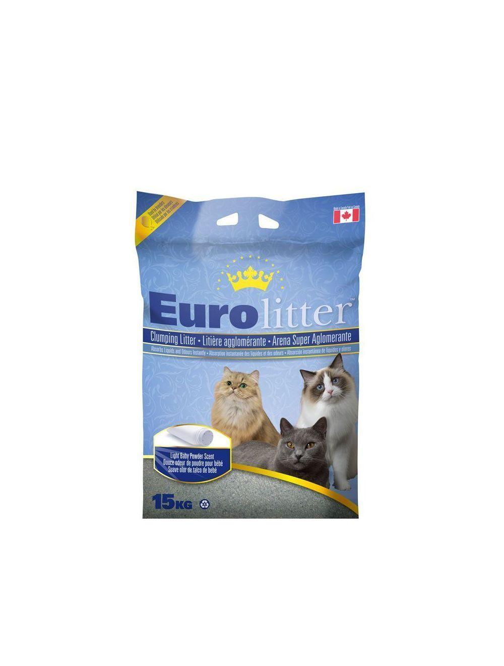 Eurolitter Arena Sanitaria 15 kg