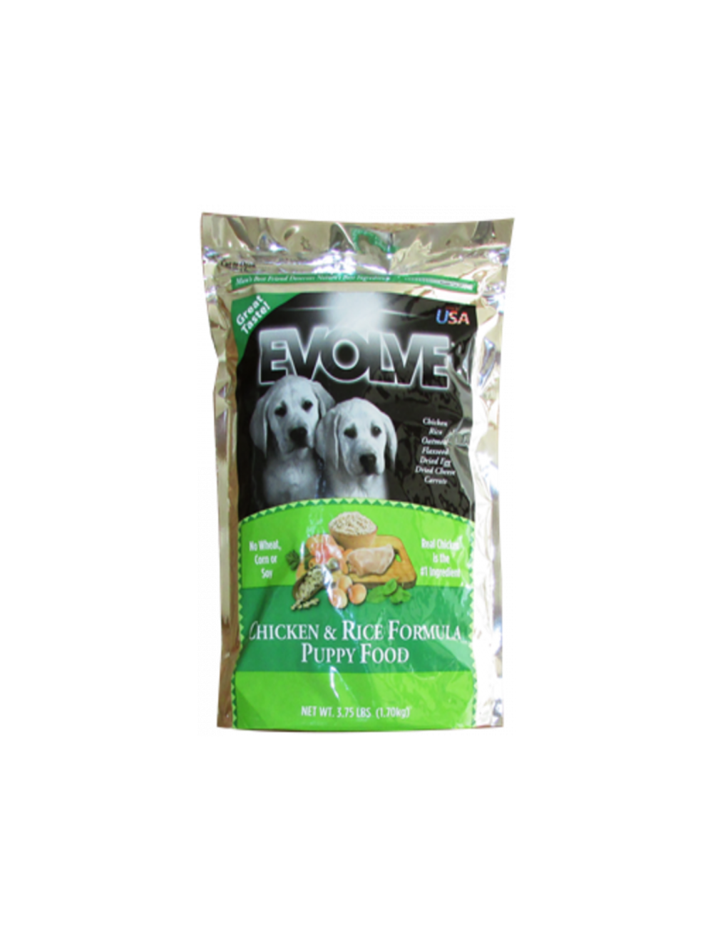 Evolve Puppy Chicken and Rice 6.35 Kg - P80