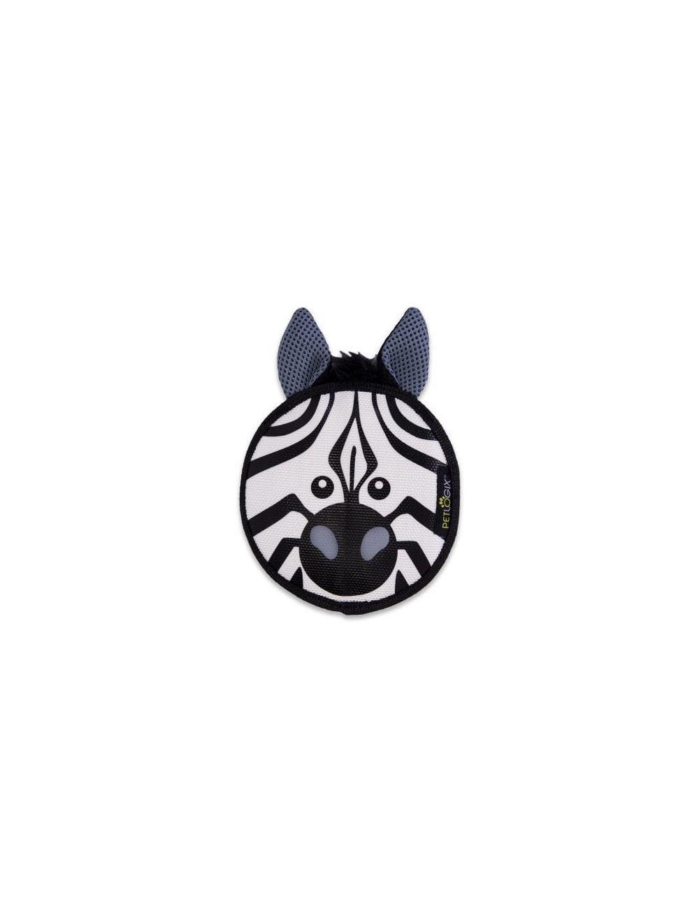 Juguete para Perros Petlogix zebra voladora-Ciudaddemascotas.com