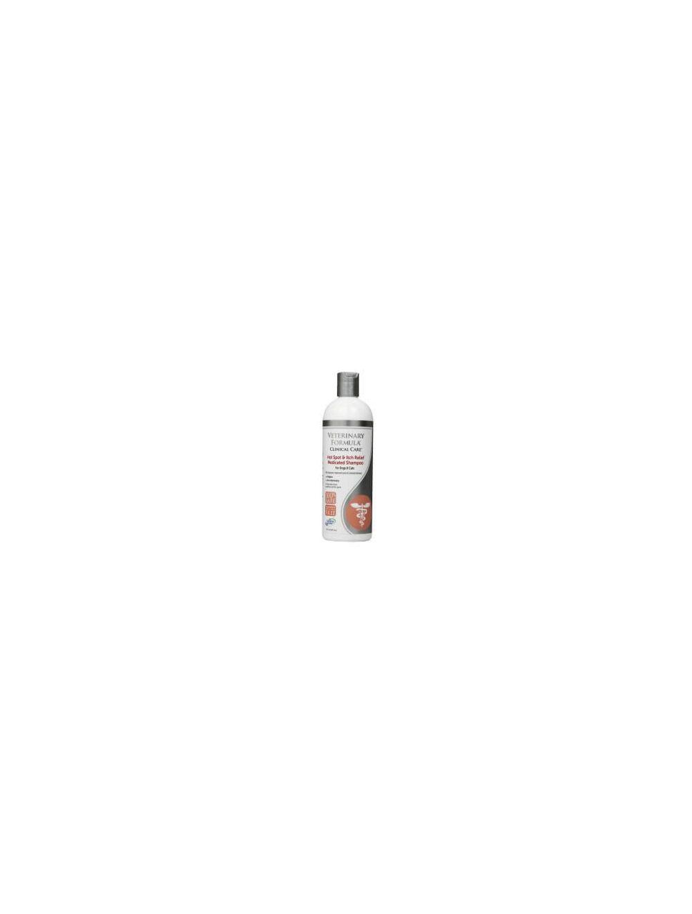 Veterinary Formula Shampoo ITCH RELIEF 16 OZ