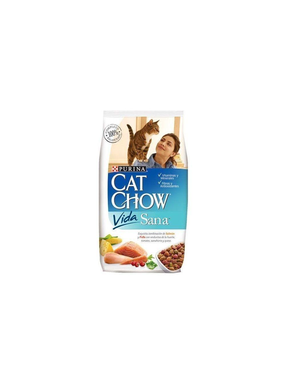 Cat Chow Vida Sana 1,3 Kg