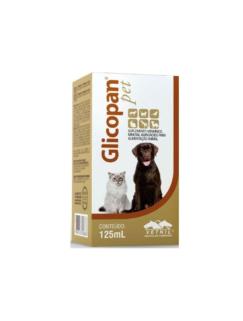 Glicopan 30 ml