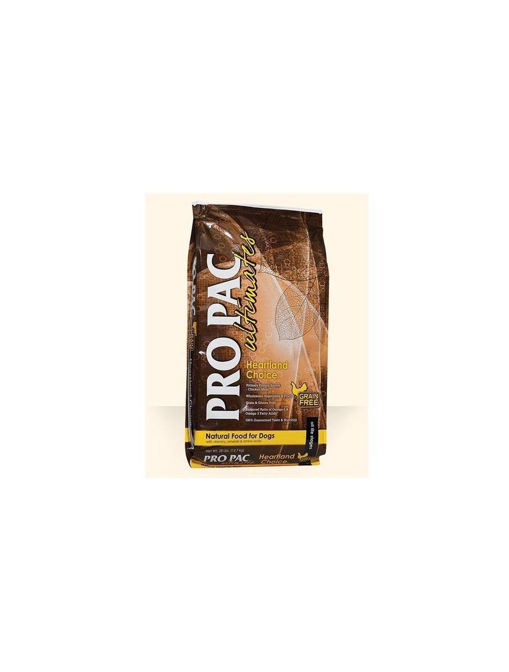Pro Pac Ultimates Heartland Pollo y patatas 12 kg