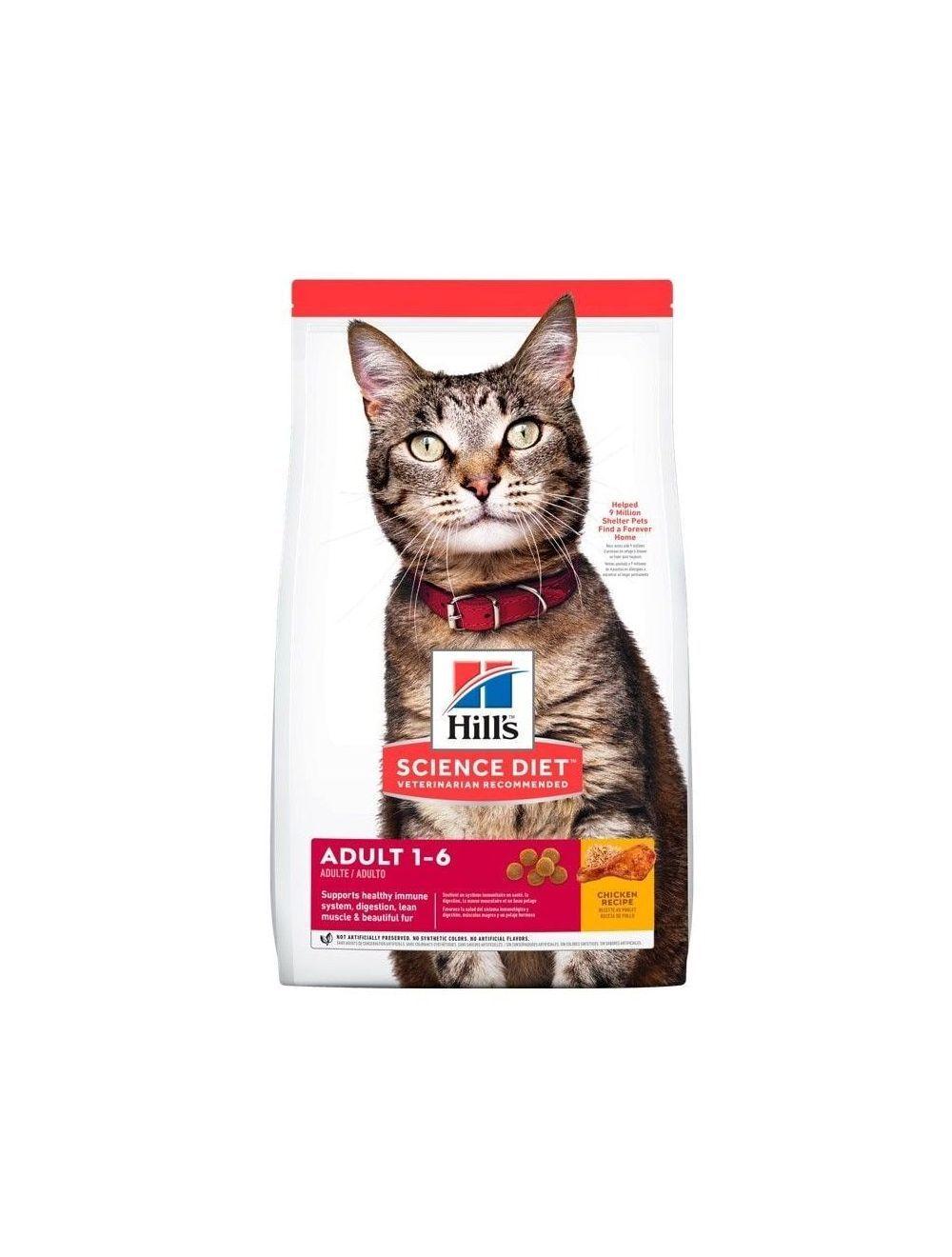 Hills Gato Adulto Optimal Care Original 7,25 Kg