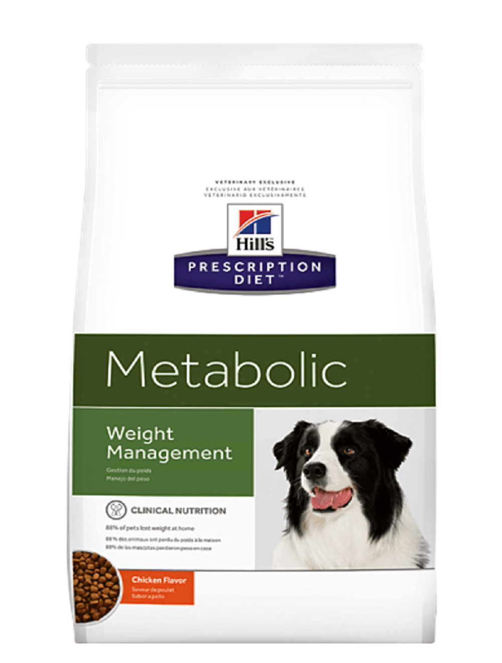 Hills Perro Metabolic