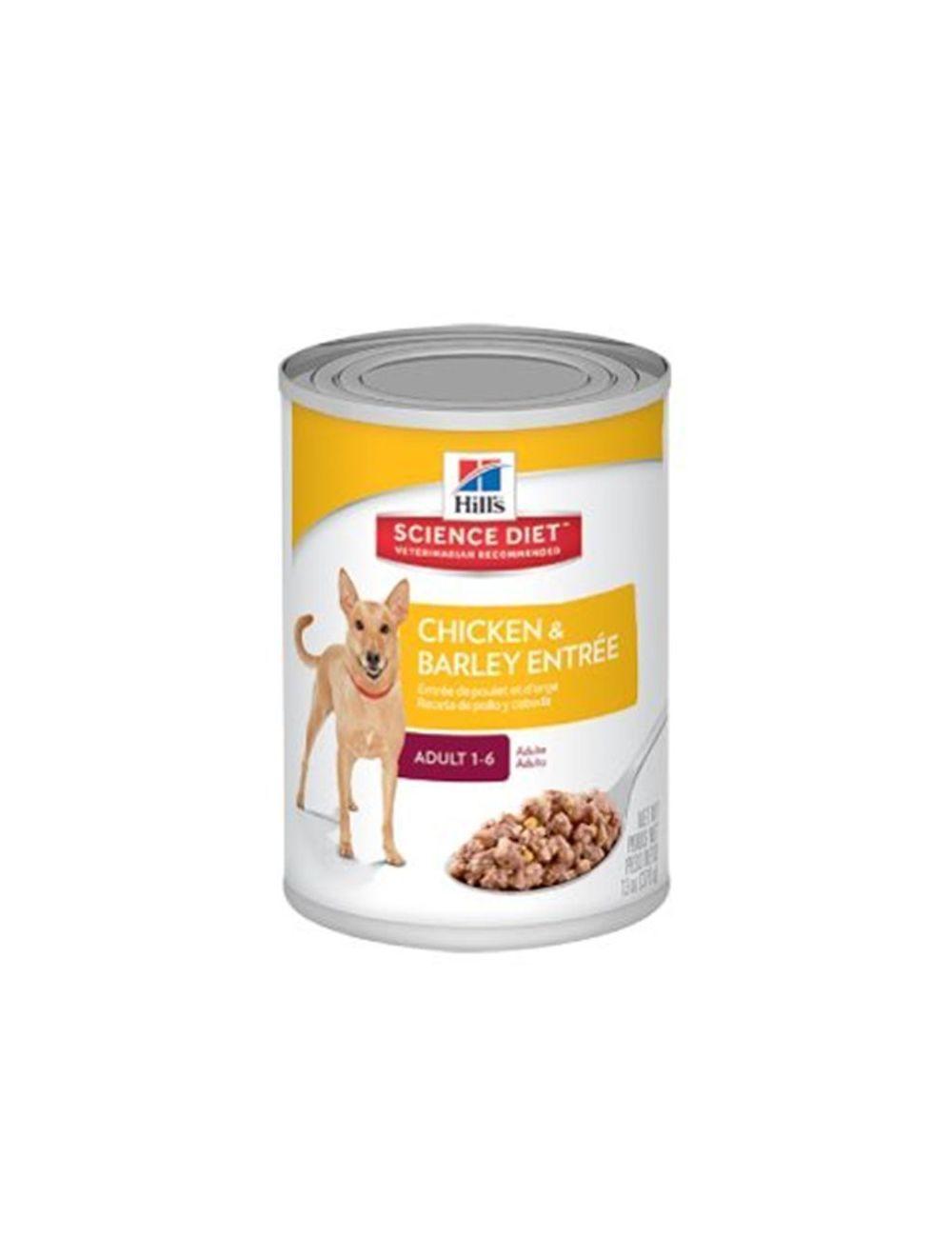 Comida en Lata para Perro Hill's Adulto-Ciudaddemascotas.com