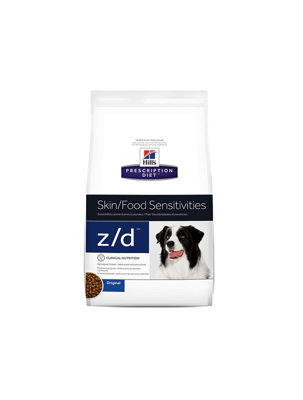 Comida Hill's Perro Z/D para Tu Mascota - ciudaddemascotas.com